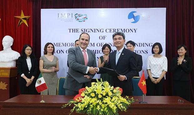 越南与墨西哥加强地理标志保护合作 hinh anh 1