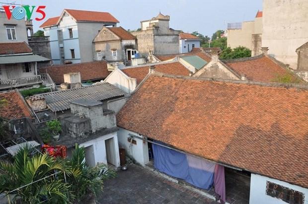 拥有越式和法式建筑的巨沱村 hinh anh 2