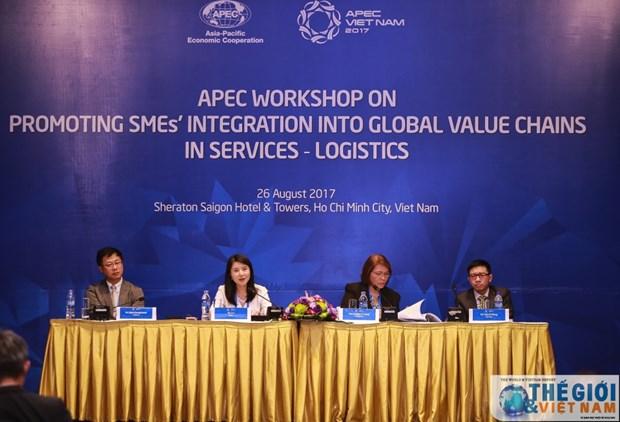 2017年APEC会议:APEC第三次高官会及相关会议的第九个工作日聚焦多项重要经济内容 hinh anh 1