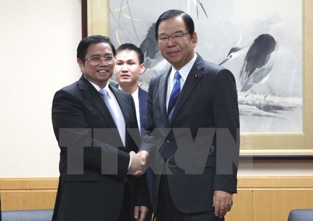 深化越南共产党同日本共产党的交流与合作 hinh anh 1