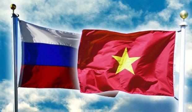 培育越俄友谊之树 促进越俄全面战略伙伴关系 hinh anh 1