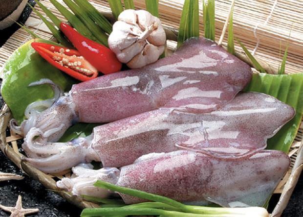 今年上半年越南墨鱼和章鱼对韩国出口猛增 hinh anh 1