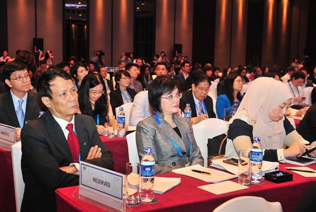 2017年APEC会议:加强配合确保区域经济、金融和社会包容性发展 hinh anh 2