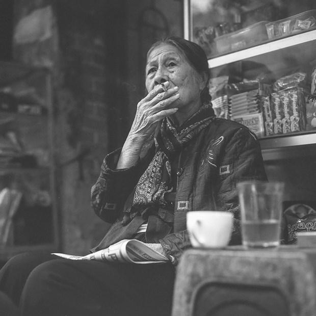 """""""底片与河内""""摄影展 展示昔日的河内 hinh anh 2"""