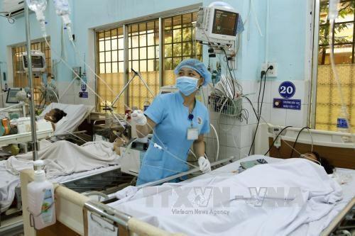 地方医疗卫生系统发展投资目标计划获批 hinh anh 1