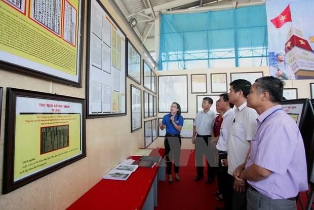 越南海洋岛屿:提高渔民对越南海洋岛屿主权的认识 hinh anh 1