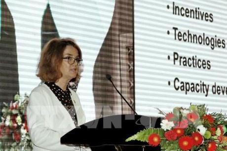 澳大利亚农业与水资源部部长高度评价越南农业的发展潜力 hinh anh 1