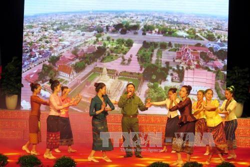 越老建交55周年:河静省大力促进与老挝各地方之间的合作关系 hinh anh 1