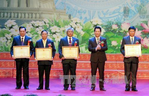 越老建交55周年:河静省大力促进与老挝各地方之间的合作关系 hinh anh 2