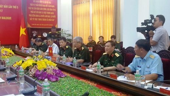第五次越日防务政策对话在越南庆和省召开 hinh anh 2