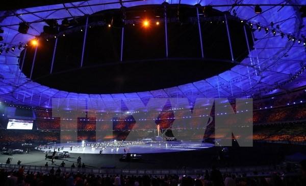 第29届东南亚运动会圆满闭幕 越南体育代表团取得优异成绩 hinh anh 1
