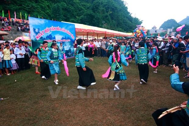 2017年山罗省木州县各民族文化节准备工作就绪 hinh anh 1