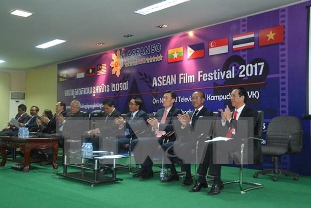 东盟电影节在柬埔寨举行 hinh anh 1