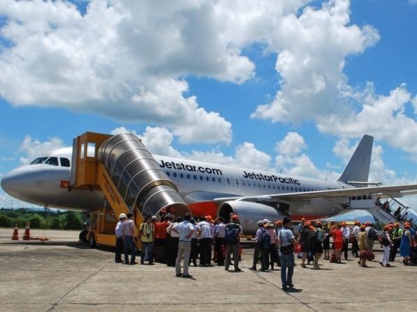 捷星太平洋航空公司正式开通河内至大阪和岘港至大阪两条直达航线 hinh anh 1