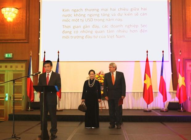 越南驻外大使馆纷纷举行国庆招待会 热烈 庆祝国庆72周年 hinh anh 5