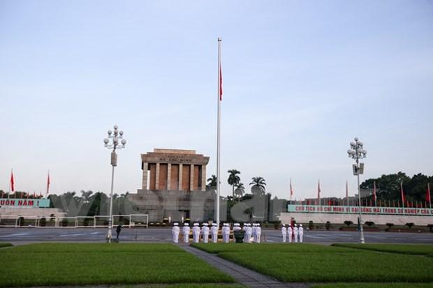 各国领导人致电祝贺越南国庆72周年 hinh anh 1