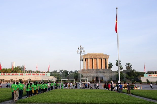 各国领导人纷纷致电 庆祝越南第72个国庆日 hinh anh 1