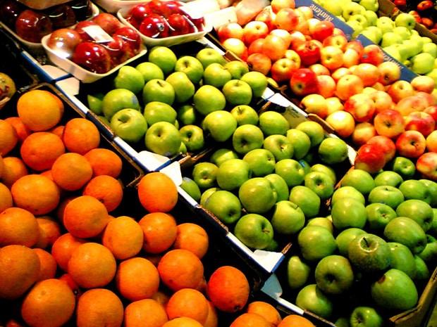 泰国成为越南最大的蔬果进口市场 hinh anh 1