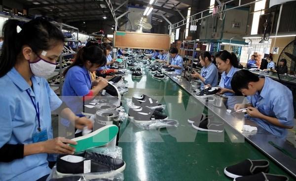2017年前8月越南同奈省实现贸易顺差14亿美元 hinh anh 1