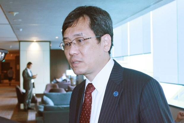 """2017年APEC:中国代表支持越南""""金融、经济、社会包容性发展""""倡议 hinh anh 1"""