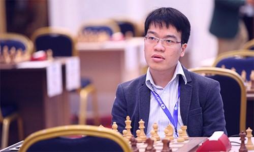 2017年国象世界杯第一轮:黎光廉晋级次轮 hinh anh 1