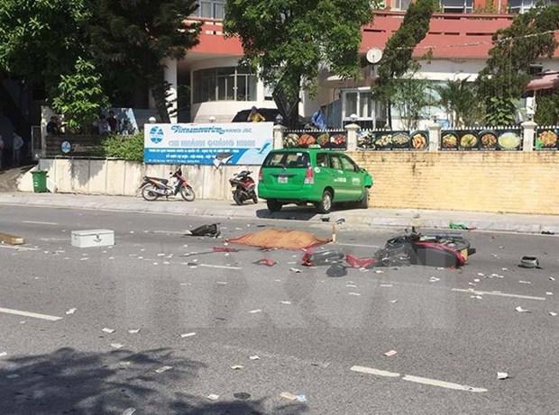 国庆假期期间交通事故死亡人数58人 hinh anh 1
