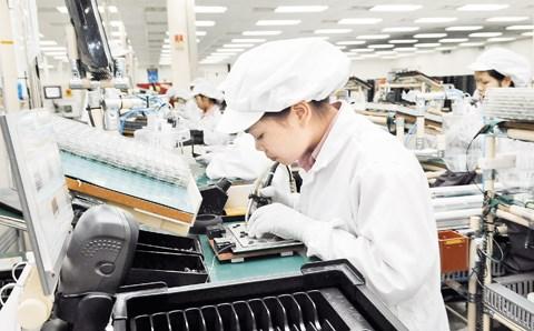 2017年前八月河内市出口总额超76亿美元 hinh anh 1
