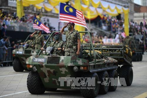 马来西亚警方挫败针对第29届东运会闭幕式的恐怖阴谋 hinh anh 1