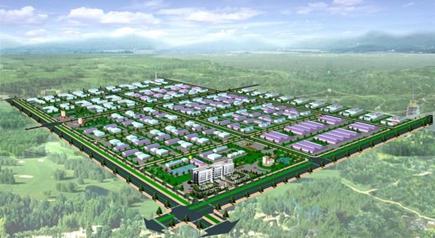 韩国企业在朔庄省投资建厂 hinh anh 1