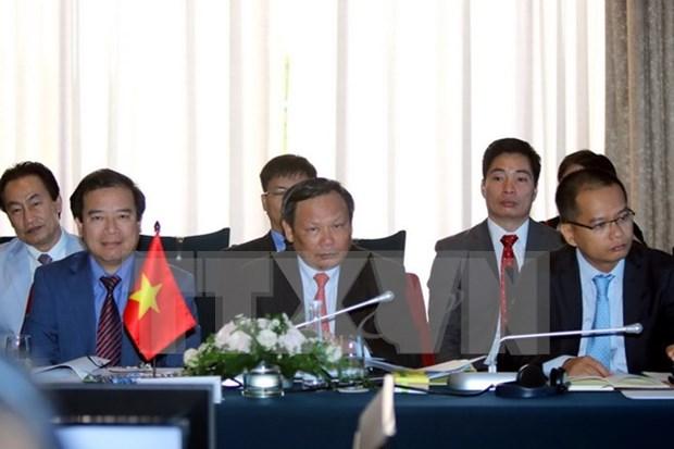 ACMECS与CLMV旅游部长会议在胡志明市召开 hinh anh 1