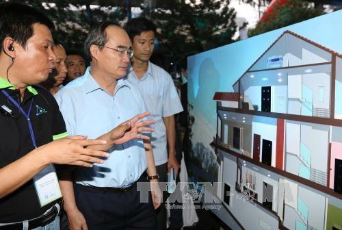 胡志明市将为创业企业建立工业园区 hinh anh 1