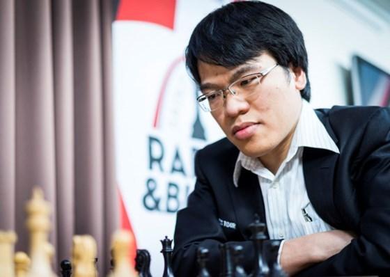 2017国际棋联世界杯赛:黎光廉被淘汰出局 hinh anh 1