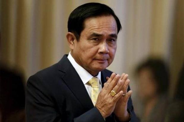 泰国与柬埔寨加强双边关系 hinh anh 1