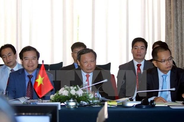 越南与ACMECS和CLMV各国加强合作 促进旅游业发展 hinh anh 2