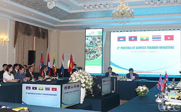 越南与ACMECS和CLMV各国加强合作 促进旅游业发展 hinh anh 1