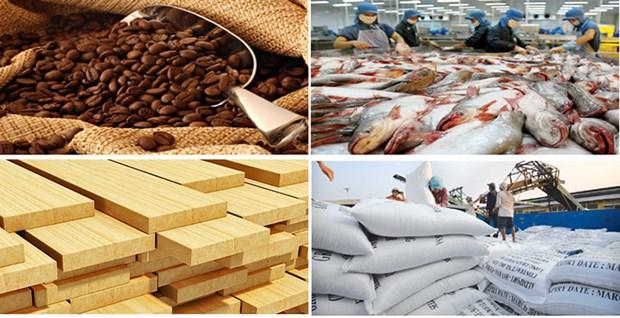 越南力争2018年农林水产出口额达350亿美元 hinh anh 1