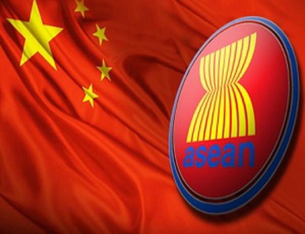 中国重视与东盟的经贸合作 hinh anh 1