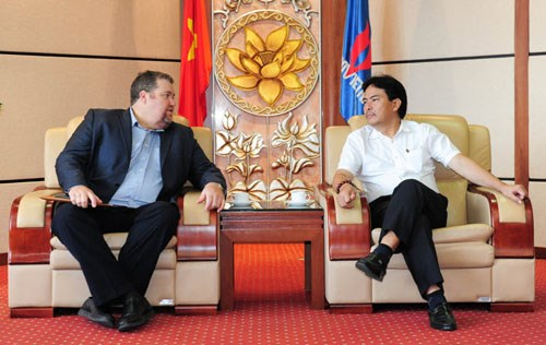美国 AES希望对越南能源项目进行投资 hinh anh 1