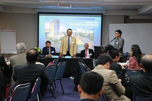 越南得乐省在澳大利亚开展投资促进活动 hinh anh 1