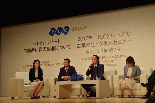 日本投资商高度评价越南旅游休闲型地产市场的发展潜力 hinh anh 1