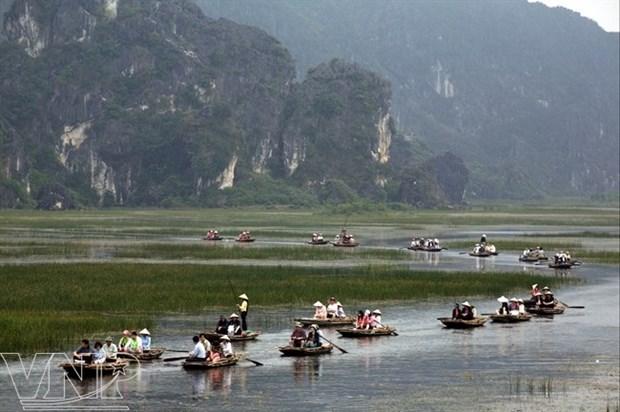 宁平省努力将旅游业开发与生态保护并行 hinh anh 1