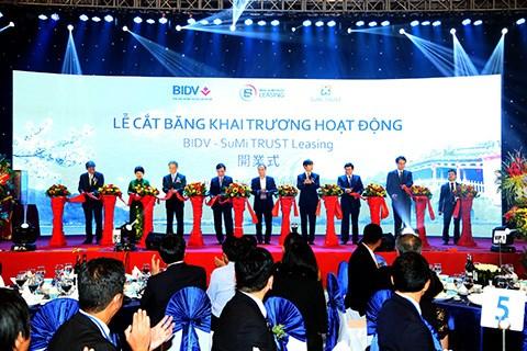 越南与日本首家融资租赁联营公司正式开业 hinh anh 1