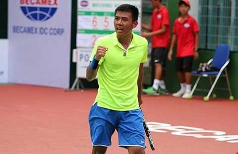 ATP最新排名:李黄南上升3位 hinh anh 1