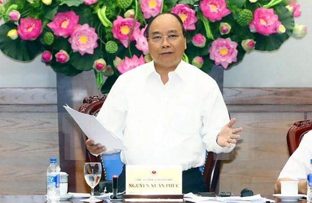 越南政府8月例行会议决议:致力实现2017年经济增长率为6.7%的目标 hinh anh 1