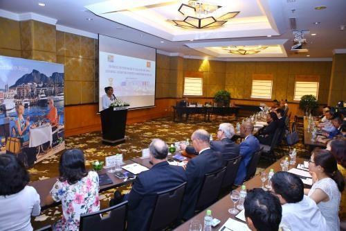 加强越南与南非贸易合作促进活动 hinh anh 1