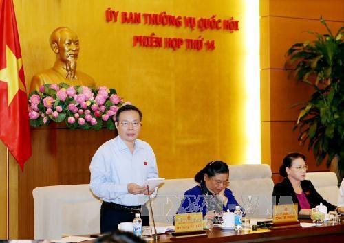 国会常委会第十四次会议:需对公共债务实现统一管理 hinh anh 1