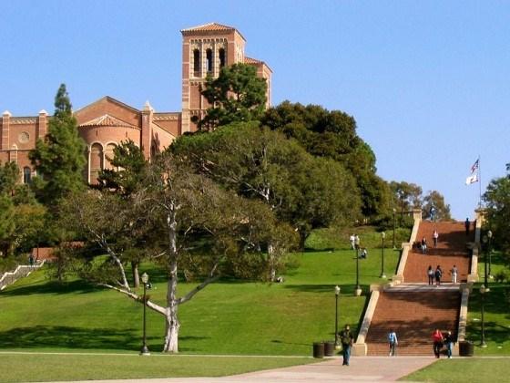 加强胡志明市国家大学与美国加州大学洛杉矶分校的合作 hinh anh 1