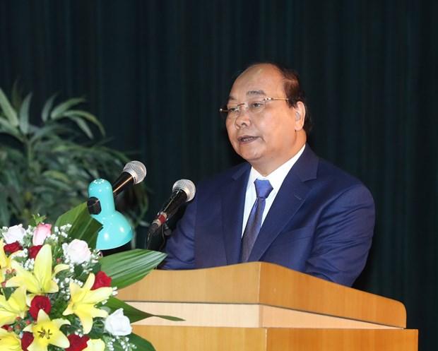 越南政府总理阮春福出席国防学院2017-2018学年开学典礼 hinh anh 2