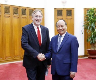 越南与欧盟致力推进EVFTA早日生效 hinh anh 1