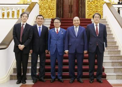 越南将为日本投资商创造便利条件 hinh anh 1